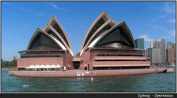 Das Wahrzeichen von Sydney