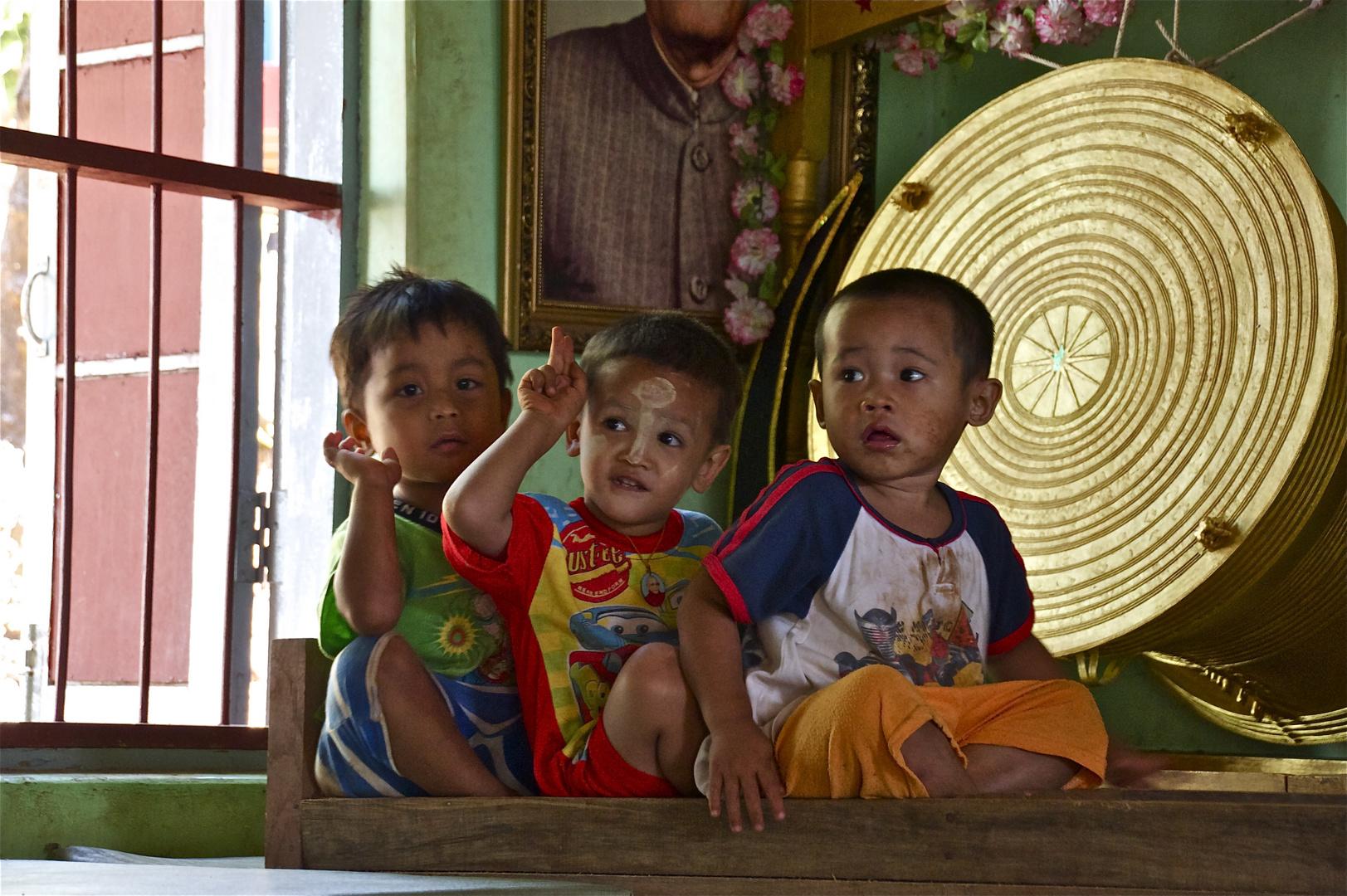 das waisenhaus Seik Phu Taung in kyaikhto VIII