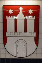 Das Wappen der schönsten Stadt Deutschlands.