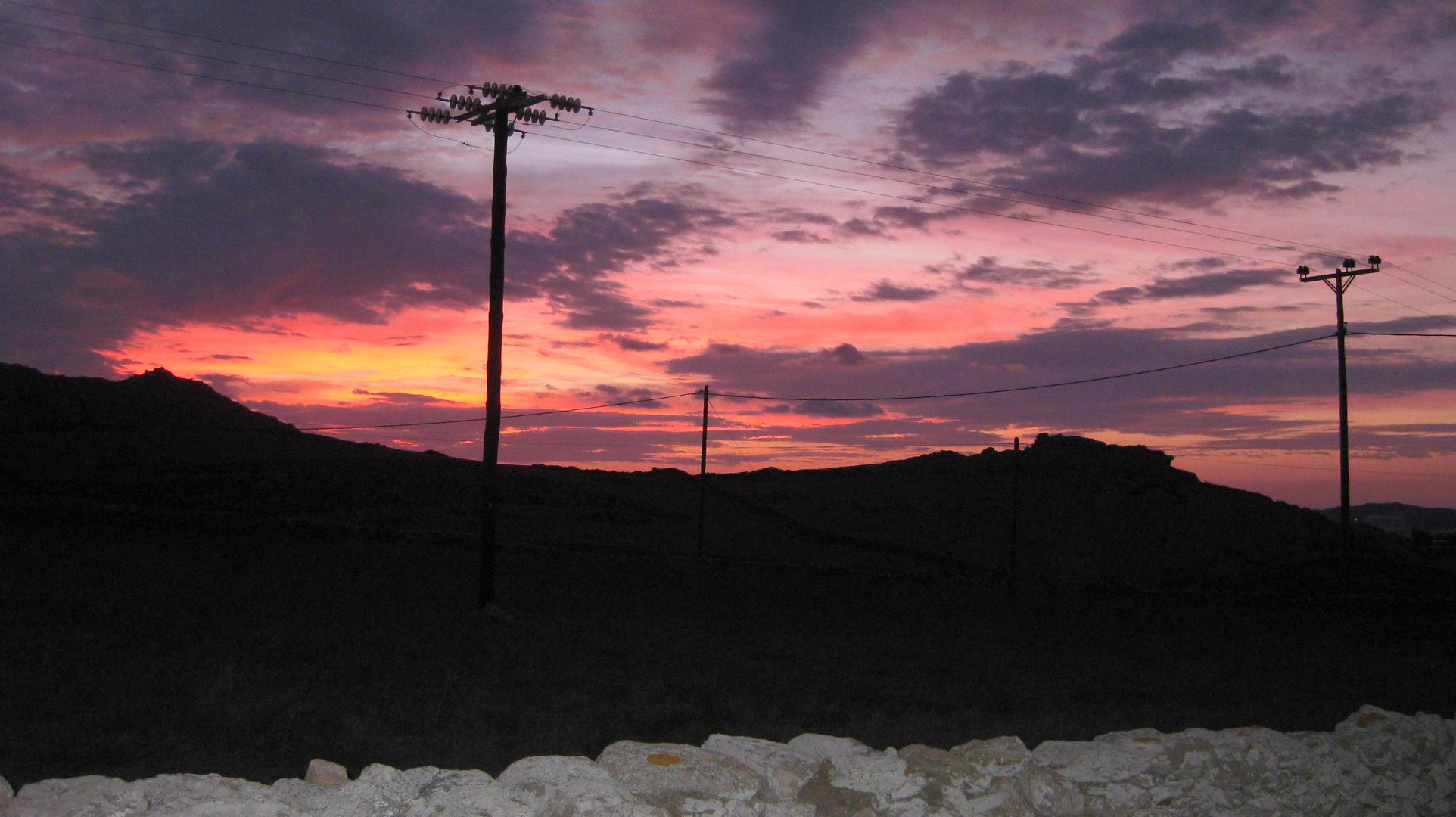 Das war der Stern von Mykonos