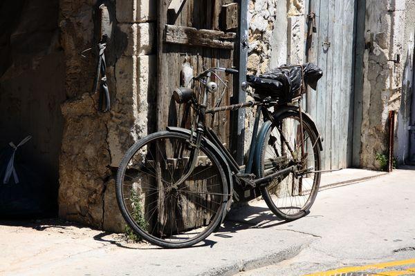 das waren noch fahrräder
