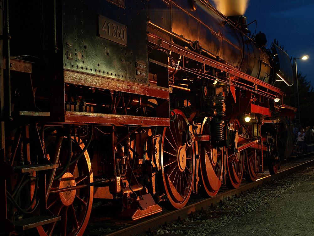 Das waren noch Lokomotiven