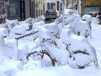 Das waren noch Winter (wenn auch im März)