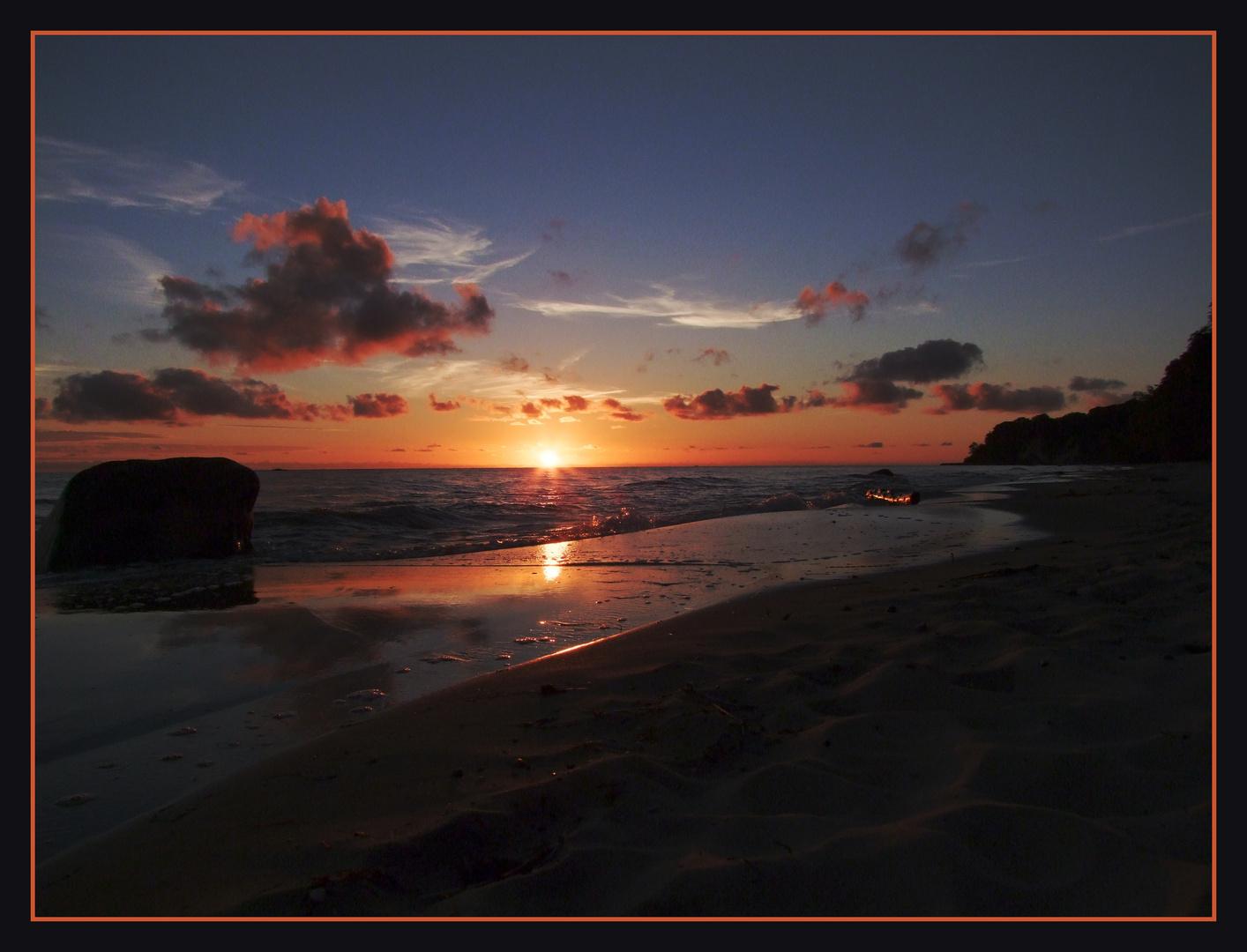 Das Warten ist vorbei.....Die Sonne ist aufgegangen.....