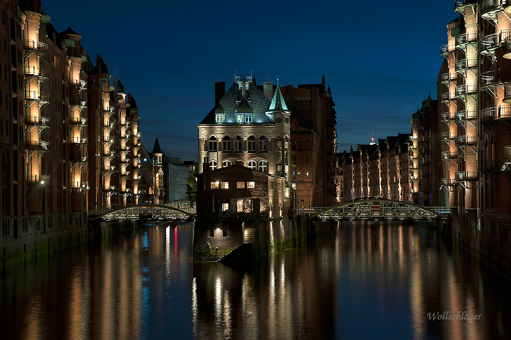 Das Wasserschloss...