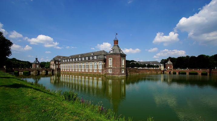 Das Wasserschloss Nordkirchen...