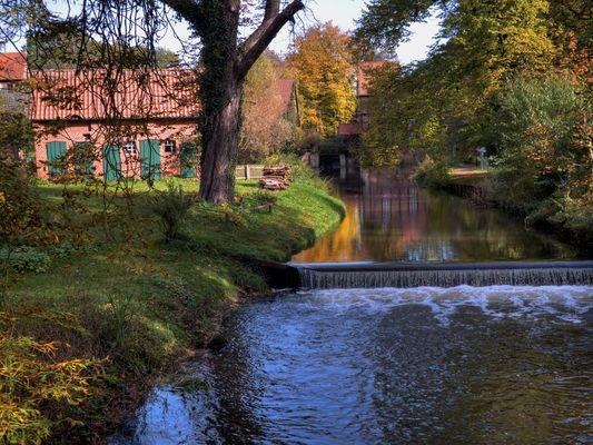 Das Wehr - Kloster Wienhausen