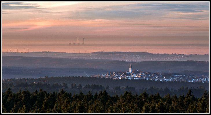 """Das """"Weiße Dorf"""" im Sauerland"""