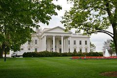 Das weiße Haus in Washington DC ...