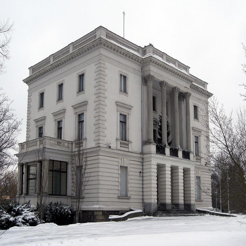 Das weiße Haus(Leipzig)