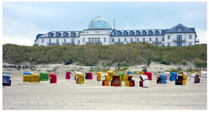 """Das """"Weiße Schloss am Meer"""""""