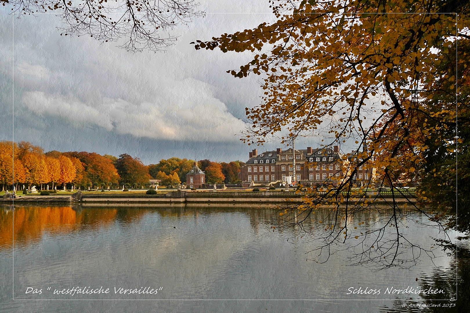 "Das ""westfälische Versailles"""