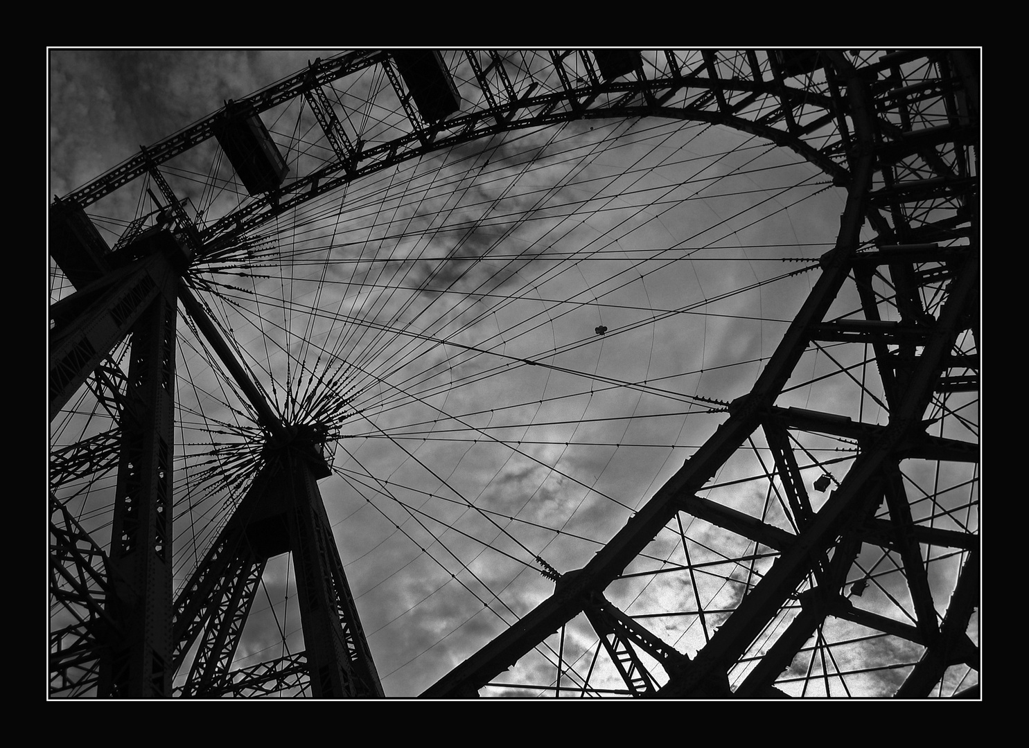 ..das Wiener Riesenrad...