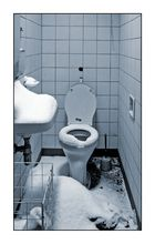 Das Winter-WC