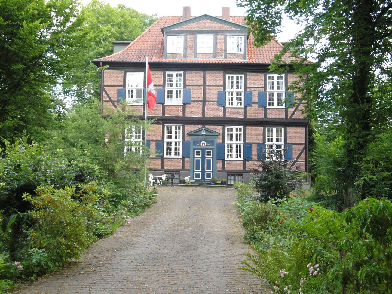 Das Wohldorfer Herrenhaus