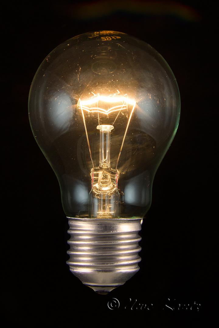 Das Wunder der Elektrizität.