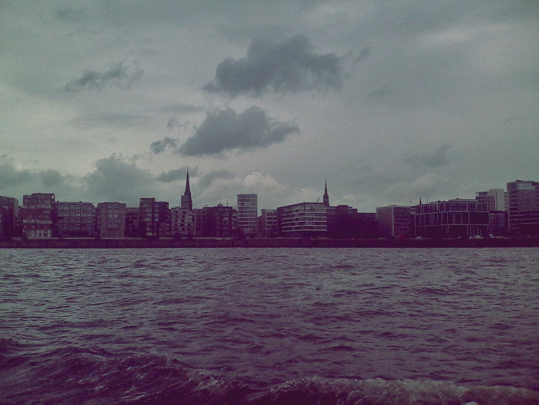 Das wunderschöne Hamburg.