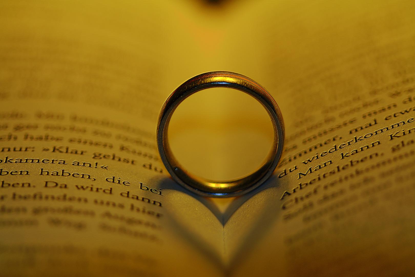 Das Zeichen ewiger Liebe