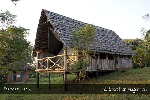 Das Zelt-Haus (Marera Lodge)