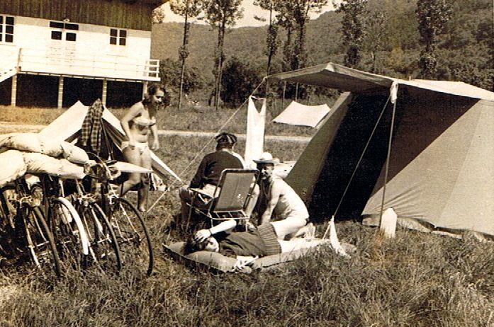 Das Zeltlager in Nohan (1)