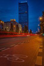 Das zweit höchste Gebäude von Berlin