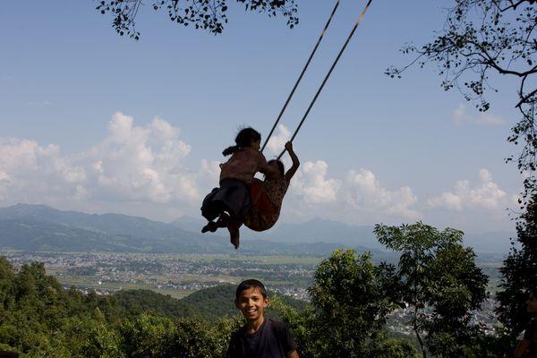 Dasai Festival of Swings
