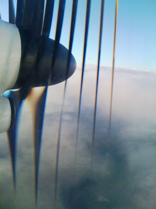 Dash-8 Propeller Schaufeln