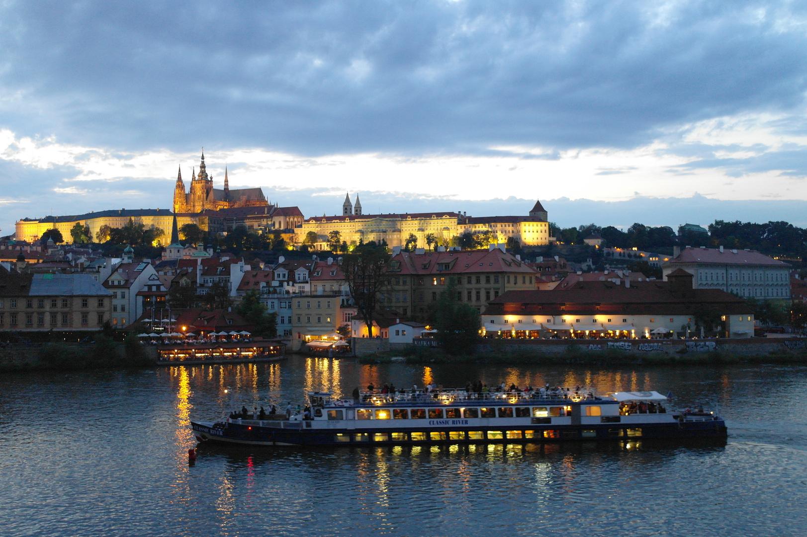 Dask in Prague