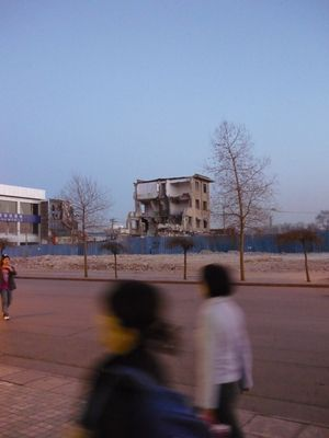 Datong Ghost Town