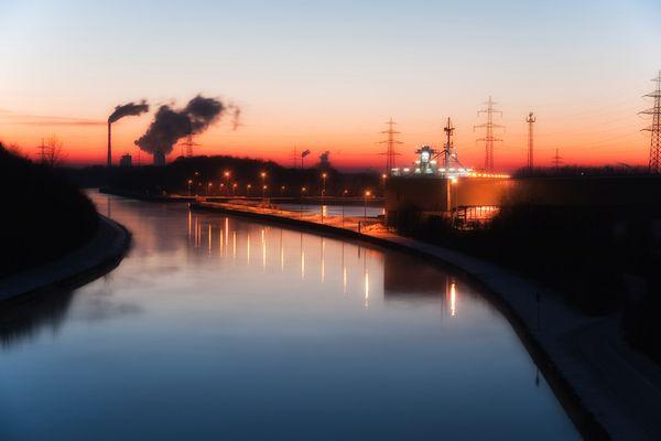 Datteln-Hamm Kanal