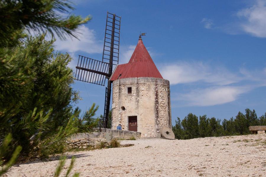 Daudets Mühle