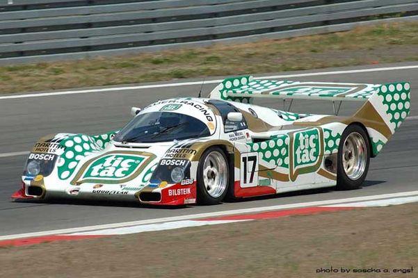 Dauer Porsche 962C Raoul Boesel/Jochen Dauer