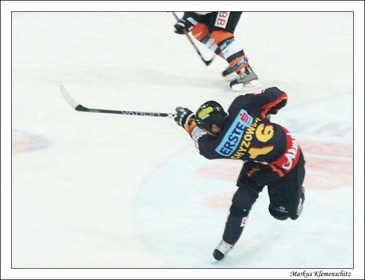 Dave Chyzowski in Action