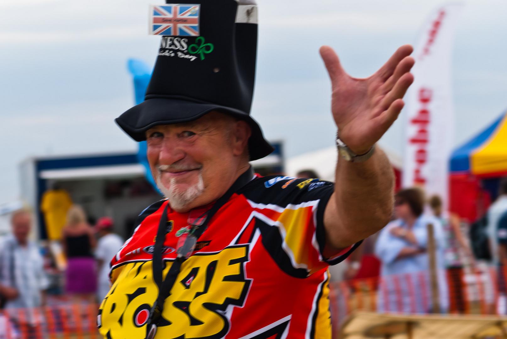 Dave Horton - Very British