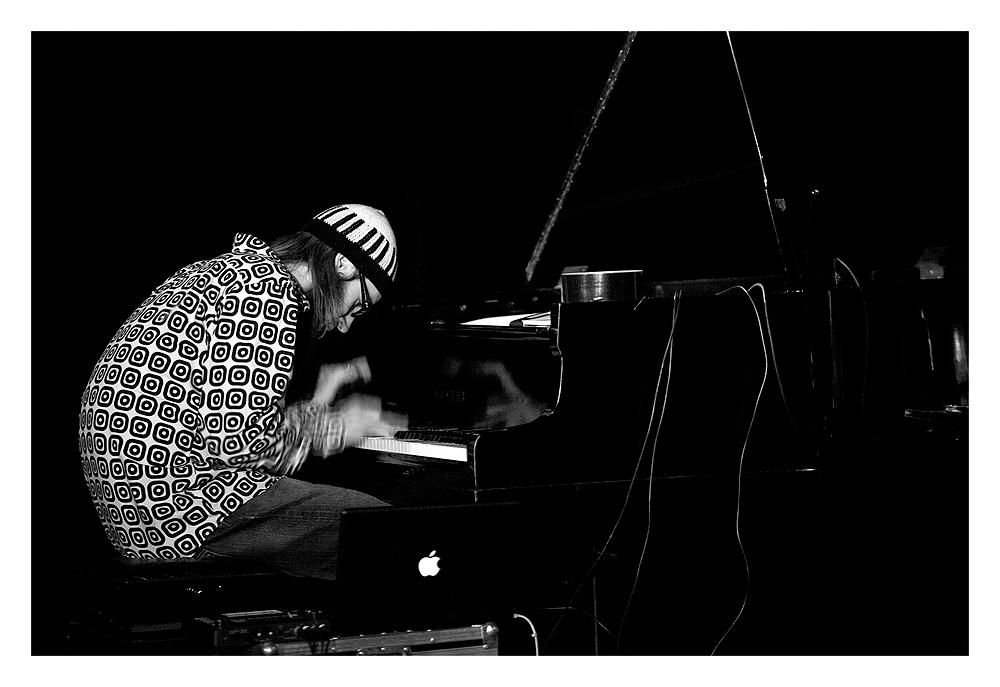 David Helbock --- hdv trio / Fürstenwalder Jazztage