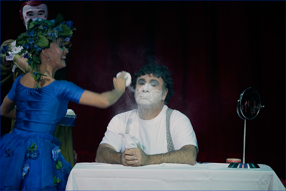 David Larible - Circus Roncalli 2009
