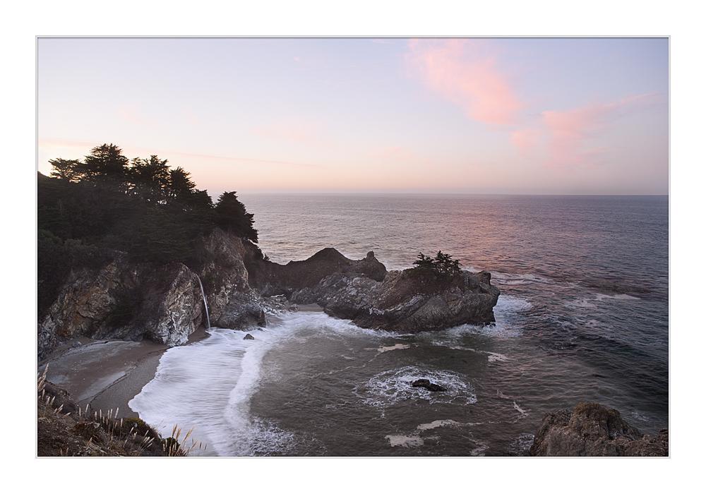 Dawn - Big Sur