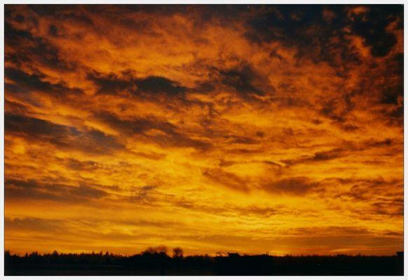 Dawn in Dezember