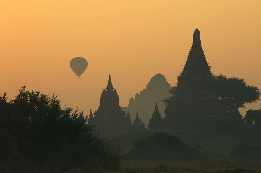 Dawn of Bagan