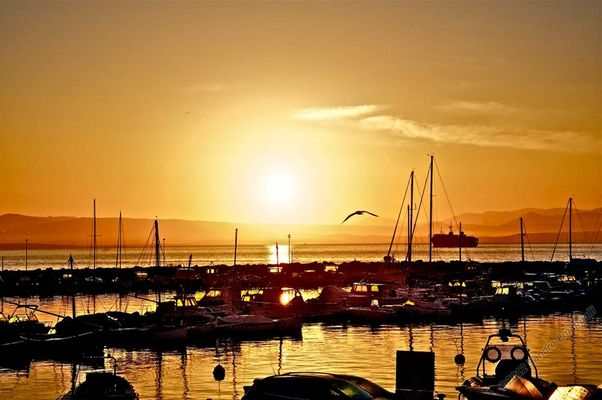 Dawn on April 12, 2012