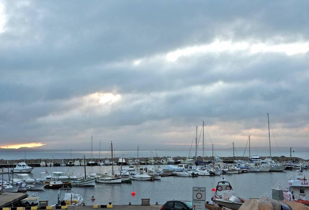 Dawn on April 21, 2012