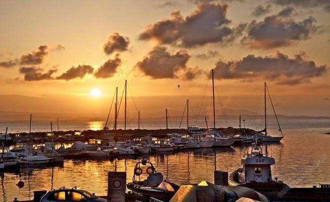 Dawn on April 5, 2012