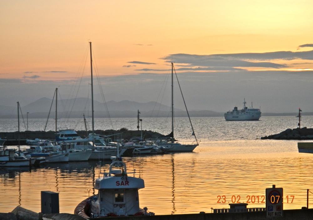 Dawn on February 23, 2012