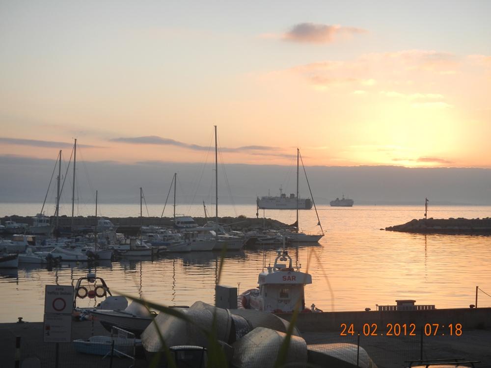 Dawn on February 24, 2012