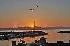 Dawn on March 16, 2012