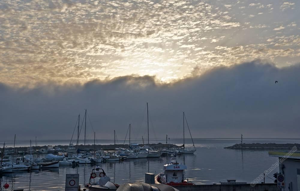 Dawn on March 18, 2012