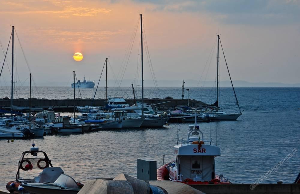 Dawn on March 23, 2012