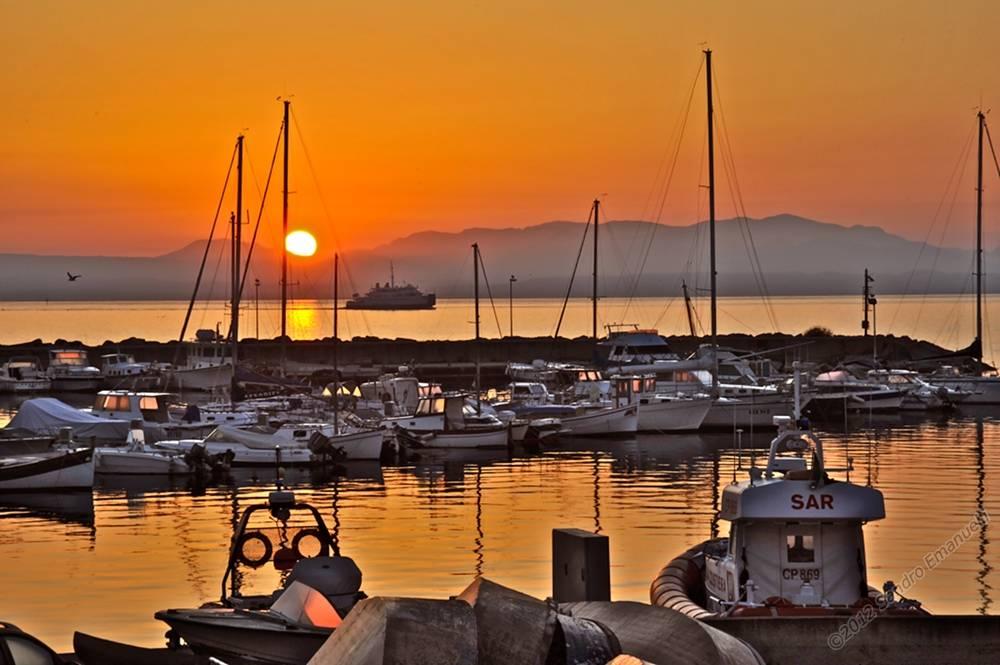 Dawn on March 30, 2012