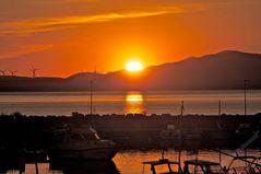 Dawn on May 11, 2012