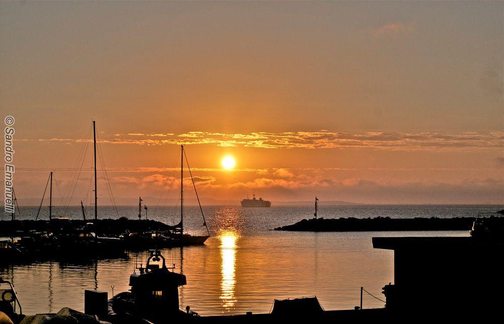 Dawn on Saturday 3rd March 2012